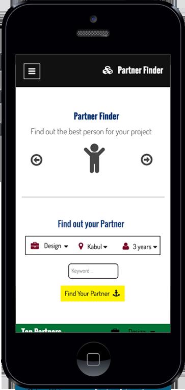 Partner Finder