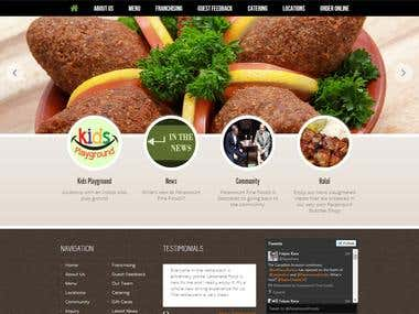 Paramount Fine Foods by First Code Technology