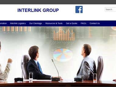 Interlin Corporation Website