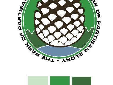 Forest logo design.