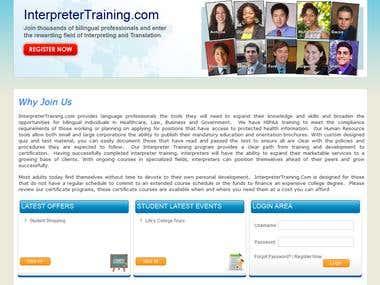 INTERPRETER TRAINING.COM