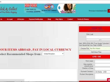 INTERNATIONAL ORDERS WEBSITE TO BUY YOUR ITEMS ABROAD