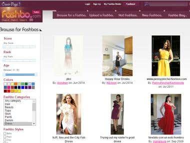 Fashion Social Network