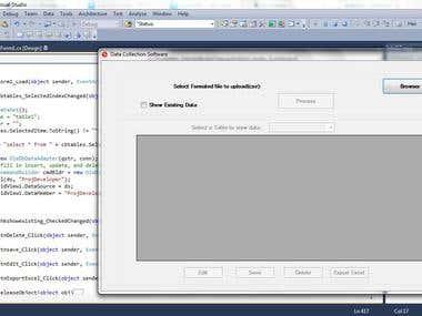 Desktop based .Net scraper from url in CSV