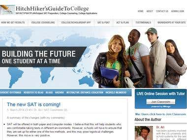 http://www.hitchhikersguide2college.com/