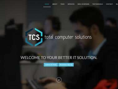 TCS Website