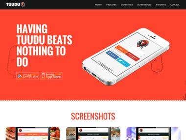 tuudu - mobile app