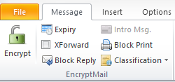 Outlook Email Protector
