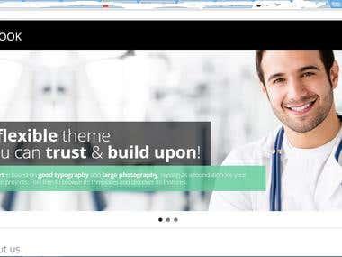 MedBook a Data Driven Web Portal