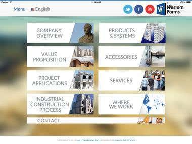 Enterprise App for WesternForms Inc