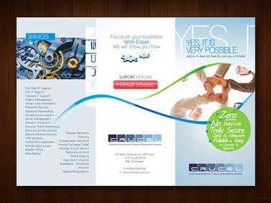 Brochure : Crucel
