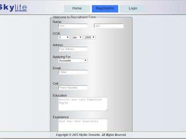 Open-Source HR Management System