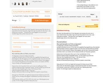 Magento Pdoructpage Update