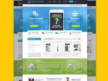 Website Design / Development