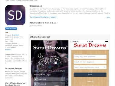Surat Dreams Manufacturer