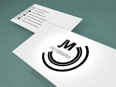 JM Photography Logo