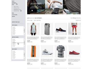 eBay Store & Listing Template