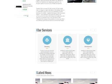 Amazon affiliated website custom affiliated website for amaz