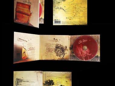 Packaging CD / Fito Paez