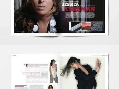 Magazine / Vanguardia