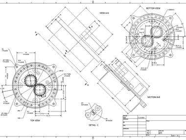 Engineering drawing 2