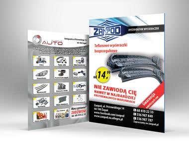 Brochures Zanpod /Autopuzle