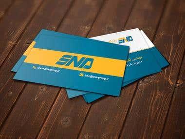 visit card