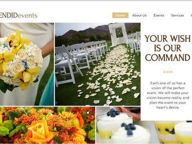 Weeding Website