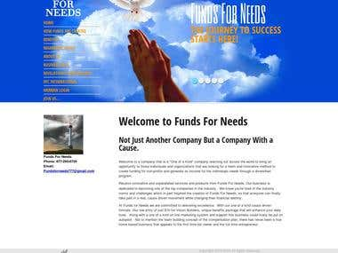 Funds For Needs