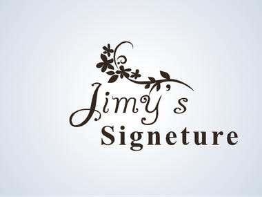 logo jemy\'s signeture