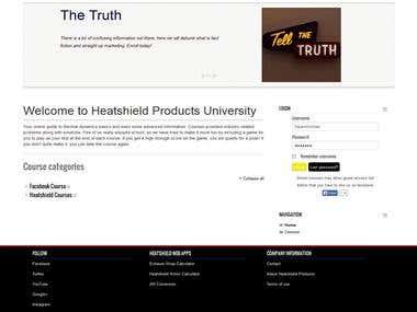 Heatshield University