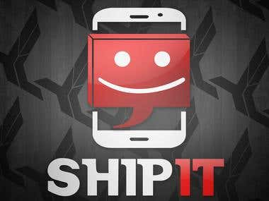 ShipIt logo design