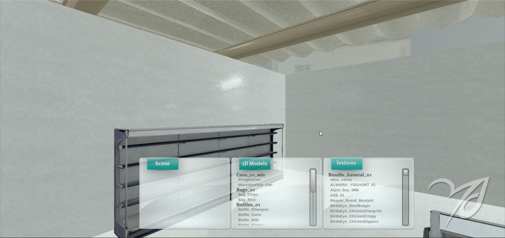 3DMart Designer] Virtual Store Level Designer Screenshots