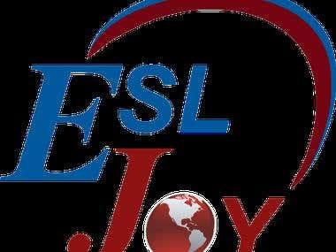 Logo - ESL Joy