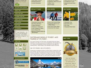 Travel andTour Trip Package Website in Wordress