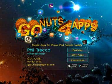 Gonuts4Apps