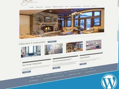 DLP Interiors WP Theme