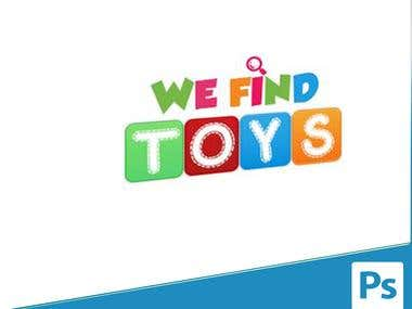 We Find Toys logo