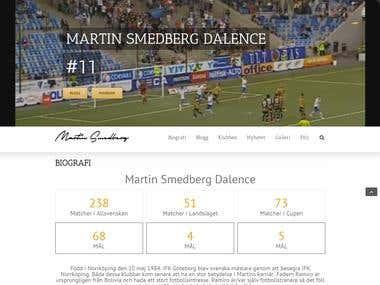 Martin Smedberg Dalence