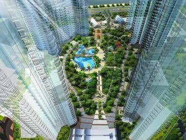 Tranculant buildings Concept