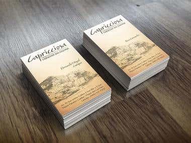 Business Cards Capricciosa