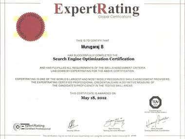 Certified SEO Specialist