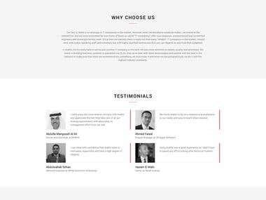 Aranix Home Page