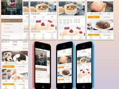 Deelr App Design