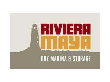 Riviera Maya Dry Marina Logo