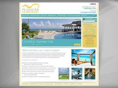 Playacar Vacation Rentals