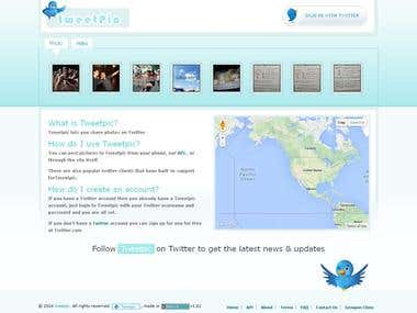 Tweetpic: http://tweetpic.me/