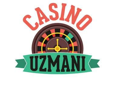 Logo for Casino Uzmani