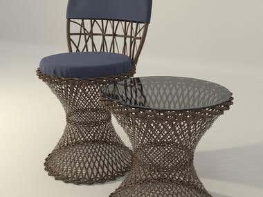 3d Modeling Furniture