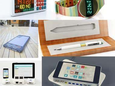 3D product presentation